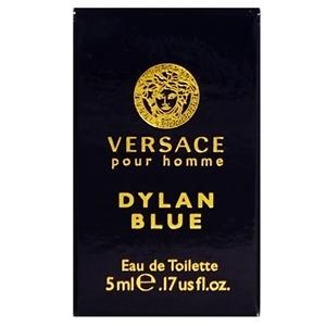 Купить Вода туалетная мужская «Versace» - Dylan Blue, 5 мл в Омске, в магазине Лидер-Март, ЛидерМарт