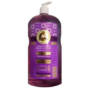 Купить Мыло жидкое для волос и тела «Удивительная серия Агафьи» - Кипрейное, 2 л в Омске, в магазине Лидер-Март, ЛидерМарт