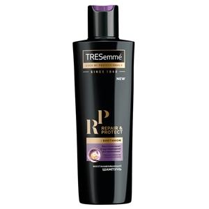 Купить Шампунь восстанавливающий для волос «Tresemme» - Repair and Protect, 230 мл в Омске, в магазине Лидер-Март, ЛидерМарт