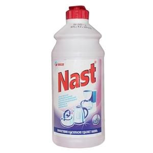 Купить Антинакипин жидкий для чайников «Nast», 500 мл в Омске, в магазине Лидер-Март, ЛидерМарт