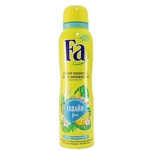Купить Дезодорант спрей для женщин «Fa» - Ритмы острова Гавайи, 150 мл в Омске, в магазине Лидер-Март, ЛидерМарт