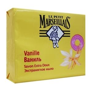 Купить Мыло туалетное «Le Petit Marseillais» - Ваниль, экстрамягкое, 90 г в Омске, в магазине Лидер-Март, ЛидерМарт