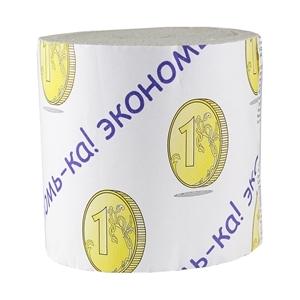 Купить Бумага туалетная «SOLFI» - Экономь-Ка в Омске, в магазине Лидер-Март, ЛидерМарт