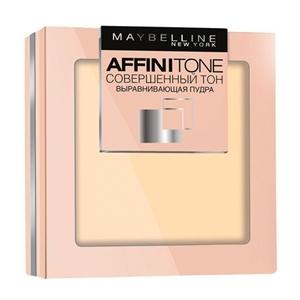 Купить Пудра для лица «Maybelline» - Affinitone, Натурально-бежевый, 20 в Омске, в магазине Лидер-Март, ЛидерМарт