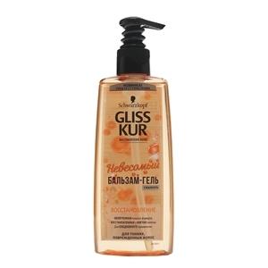 Купить Бальзам-гель для волос «Gliss Kur» - Восстановление, 200 мл в Омске, в магазине Лидер-Март, ЛидерМарт