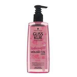 Купить Бальзам-гель для волос «Gliss Kur» - Блеск, 200 мл в Омске, в магазине Лидер-Март, ЛидерМарт