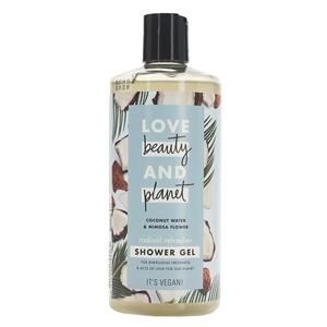 Купить Гель для душа «Love Beauty And Planet» - Кокосовая вода и цветы, 400 мл в Омске, в магазине Лидер-Март, ЛидерМарт