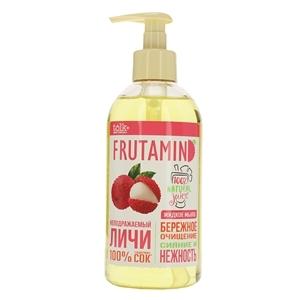 Купить Мыло жидкое туалетное «Фрутамин» - Личи, 400 мл в Омске, в магазине Лидер-Март, ЛидерМарт