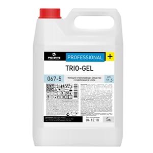 Купить Средство моющее «ПРО-БРАЙТ» - Trio-gel, 5 л в Омске, в магазине Лидер-Март, ЛидерМарт