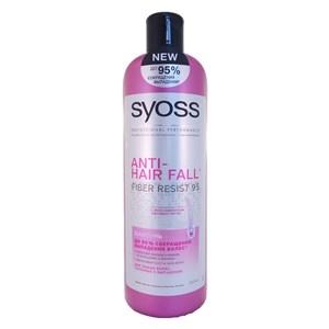 Купить Шампунь для тонких, склонных к выпадению волос «Syoss» - Anti Hair Fall, 500 мл в Омске, в магазине Лидер-Март, ЛидерМарт