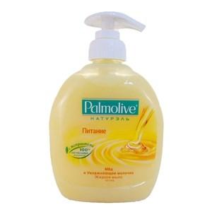 Купить Мыло жидкое «Palmolive» - Питание, мед и увлажняющее молочко, 300 мл в Омске, в магазине Лидер-Март, ЛидерМарт