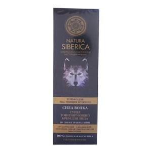 Купить Крем тонизирующий для лица «Natura Siberica» - Сила волка, 50 мл в Омске, в магазине Лидер-Март, ЛидерМарт