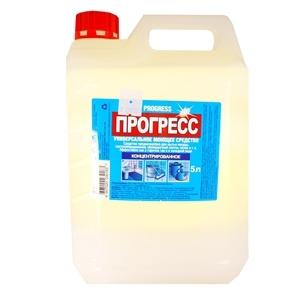 Купить Средство моющее универсальное «Прогресс», 5 л в Омске, в магазине Лидер-Март, ЛидерМарт