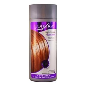Купить Бальзам оттеночный для волос «Тоника» - Капучино, 6.03, 150 мл в Омске, в магазине Лидер-Март, ЛидерМарт