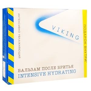 Купить Бальзам после бритья «Viking» - Intensive Hydrating, 90 мл в Омске, в магазине Лидер-Март, ЛидерМарт