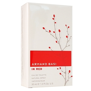 Купить Вода туалетная женская «Armand Basi» - In Red, 30 мл в Омске, в магазине Лидер-Март, ЛидерМарт