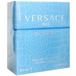 Купить Вода туалетная мужская «Versace» - eau Fraiche, 50 мл в Омске, в магазине Лидер-Март, ЛидерМарт