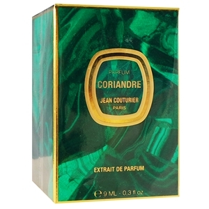 Купить Парфюм женский «Jean Couturier Coriander» - Coriander, 9 мл в Омске, в магазине Лидер-Март, ЛидерМарт