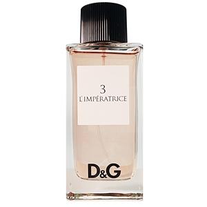 Купить Вода туаленая женская «Dolce&Gabbana» - 3 L`Imperatrice, тестер, 100 мл в Омске, в магазине Лидер-Март, ЛидерМарт
