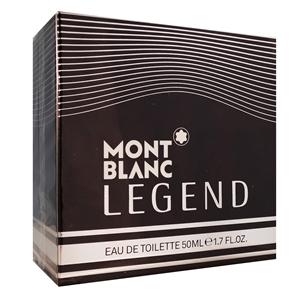 Купить Вода туаленая мужская «Mont Blanc» - Legend, 50 мл в Омске, в магазине Лидер-Март, ЛидерМарт
