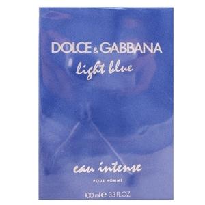 Купить Парфюм мужской «Dolce & Gabbana» - Light blue Intense, 100 мл в Омске, в магазине Лидер-Март, ЛидерМарт