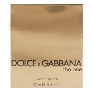 Купить Вода туалетная женская «Dolce&Gabbana» - The One, 30 мл в Омске, в магазине Лидер-Март, ЛидерМарт