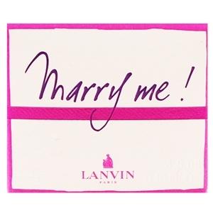 Купить Парфюм женский «Lanvin» - Marry Me, 5 мл в Омске, в магазине Лидер-Март, ЛидерМарт